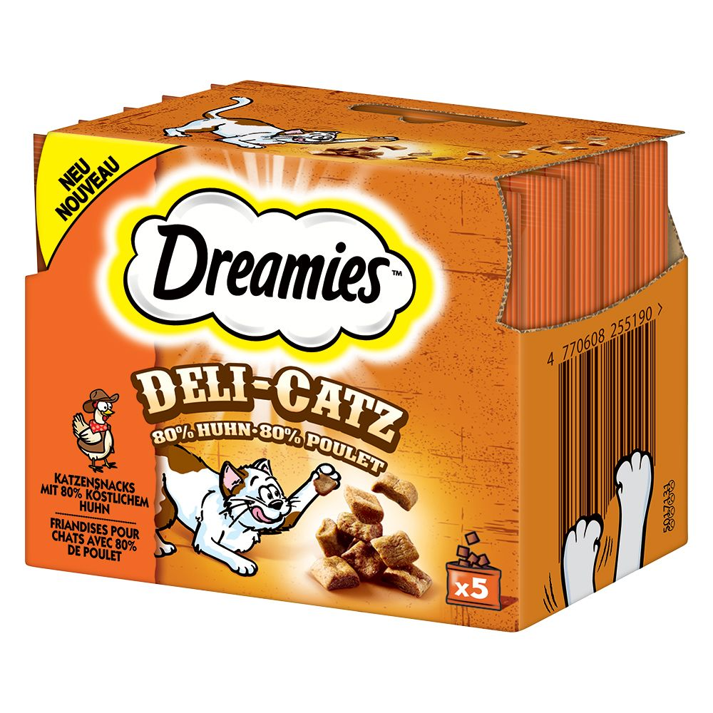Dreamies Deli-Catz