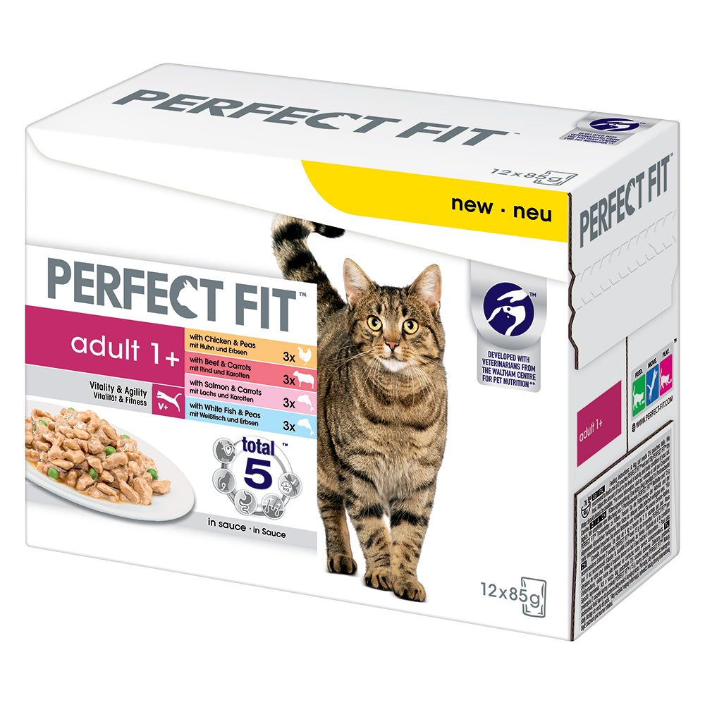 Perfect Fit Mixpack - 96 x 85 g