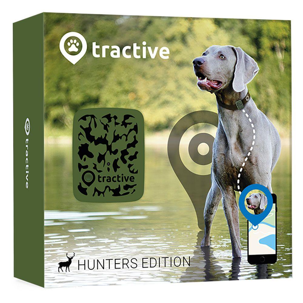 Tractive GPS Pet Tracker Hunters Edition - 1 Stück