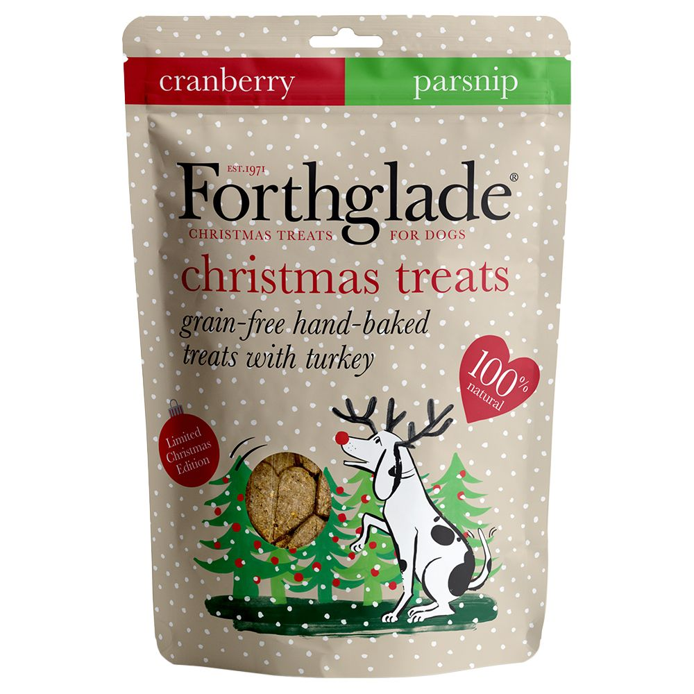 Forthglade Christmas Treats for Dogs