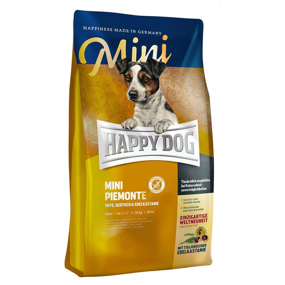 Happy Dog Supreme Mini Piemonte - Ekonomipack: 2 x 4 kg