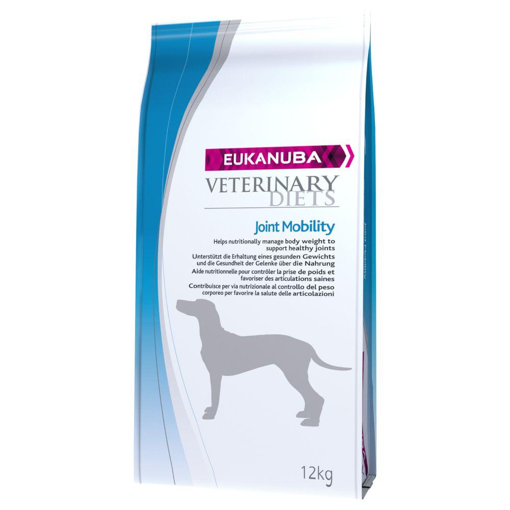12kg Joint Mobility Eukanuba Veterinary Diets pour chien