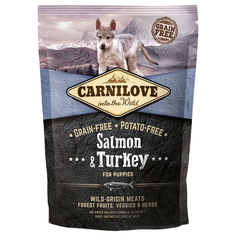 Carnilove Puppy Salmon an