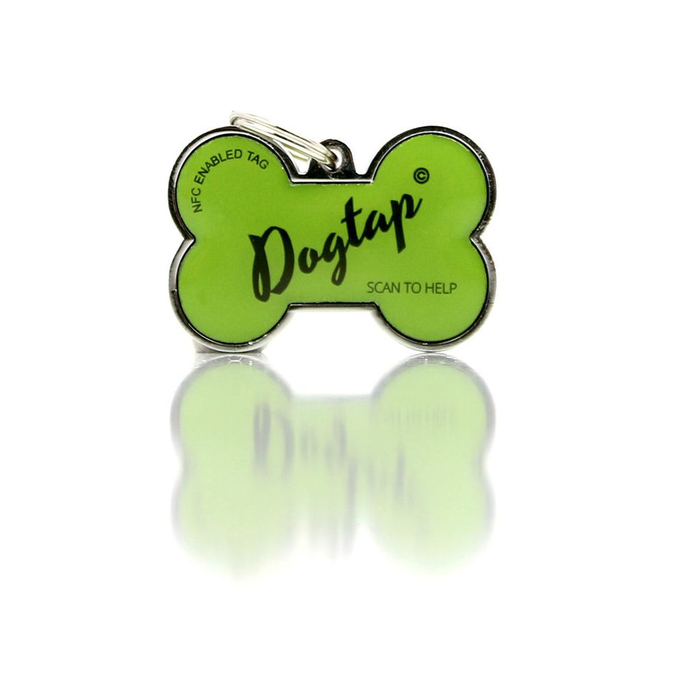 The Dogtap Digital Dog Tag offers a clever, modern way to store all of your dog's key personal data in one place. The digital dog tap is in the shape of a bone and...