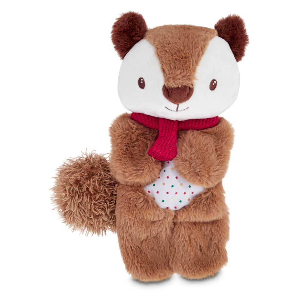 Flattie the Fox hundleksak - 2 st