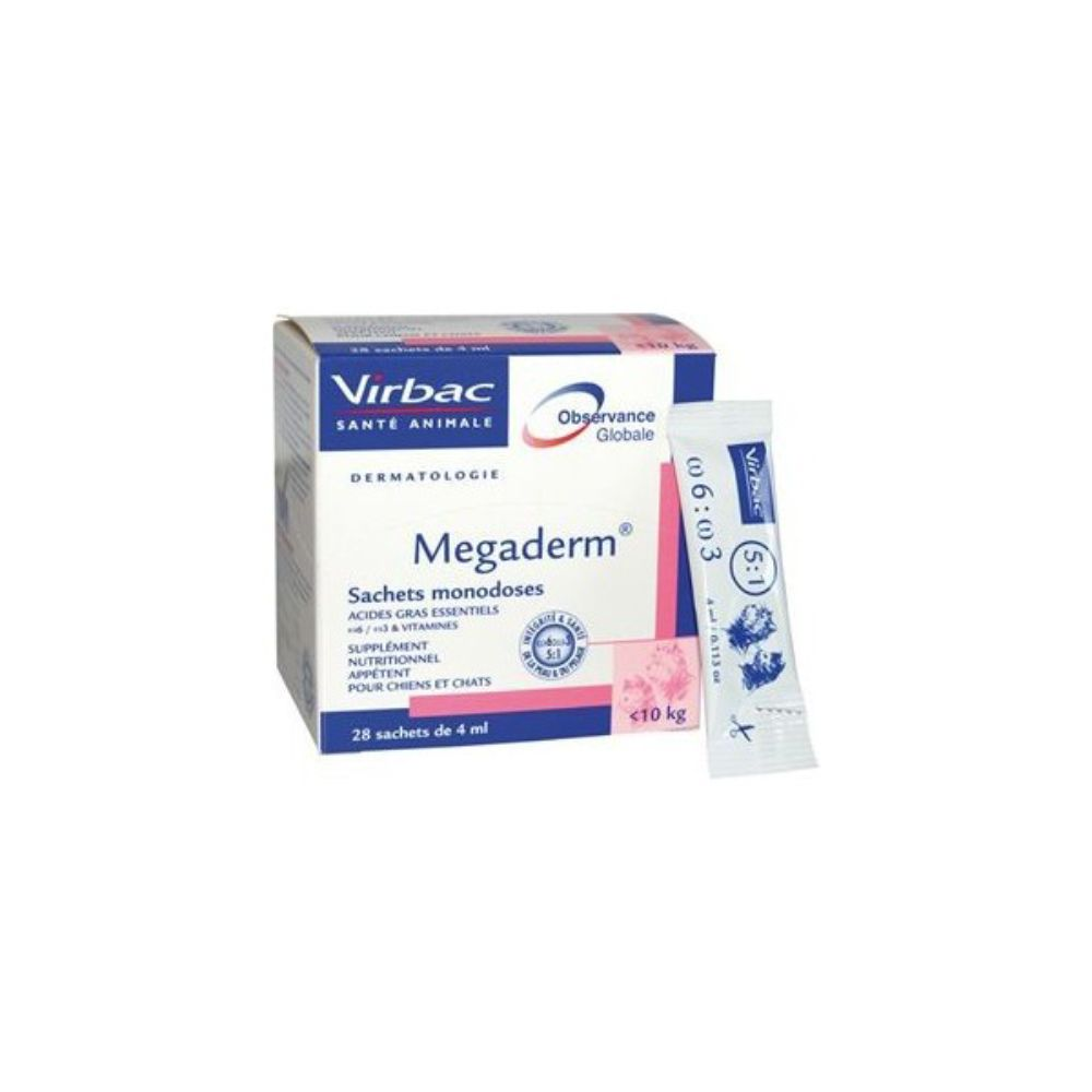 Megaderm Virbac Supplement for Dogs & Cats></noscript><img fifu-featured=
