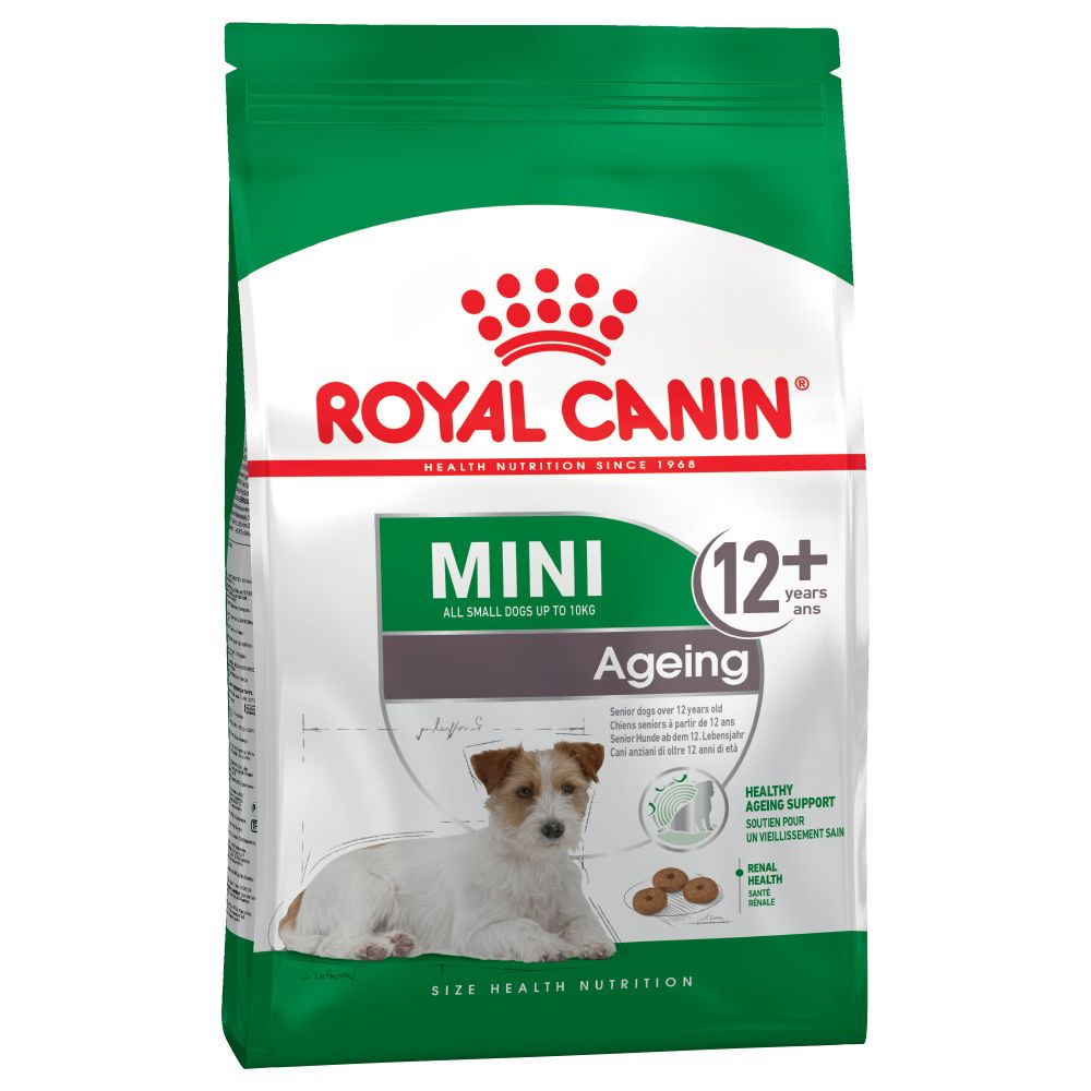 Mini Ageing 12+ Royal Canin Dry Dog Food