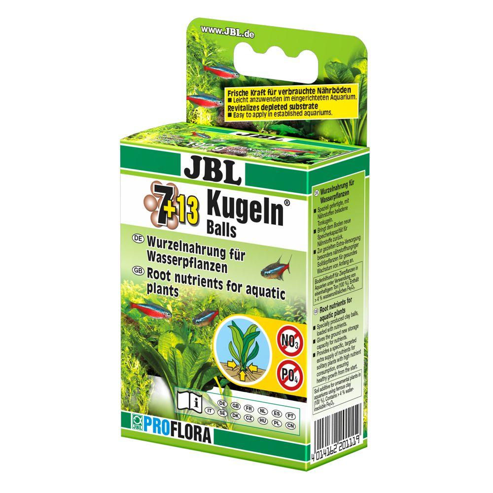 Fertilizante para plantas JBL 7 + 13 - 200 g
