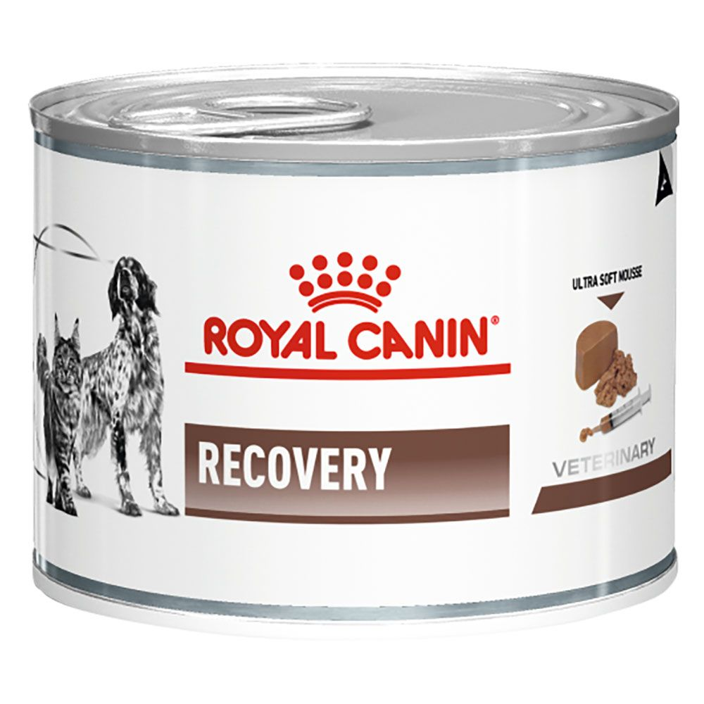 Royal Canin Veterinary Diet Recovery pour chien - 48 x 195 g