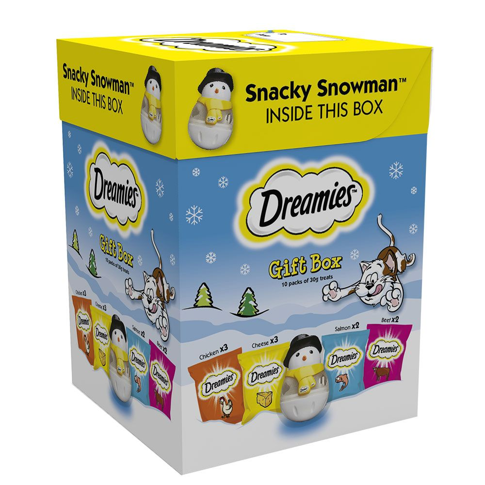 Dreamies Gift Box