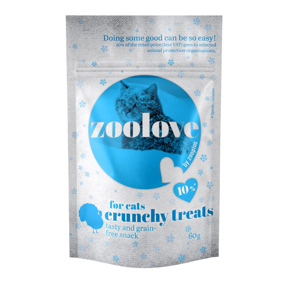 zoolove crunchy treats - Winter Edition