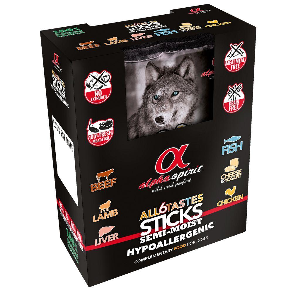 Bilde av Alpha Spirit Sticks Mixbox All 6 Tastes - 24 Sticks