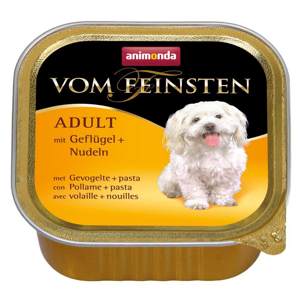 Animonda Vom Feinsten Adult 6 x 150 g - Geflügel & Nudeln