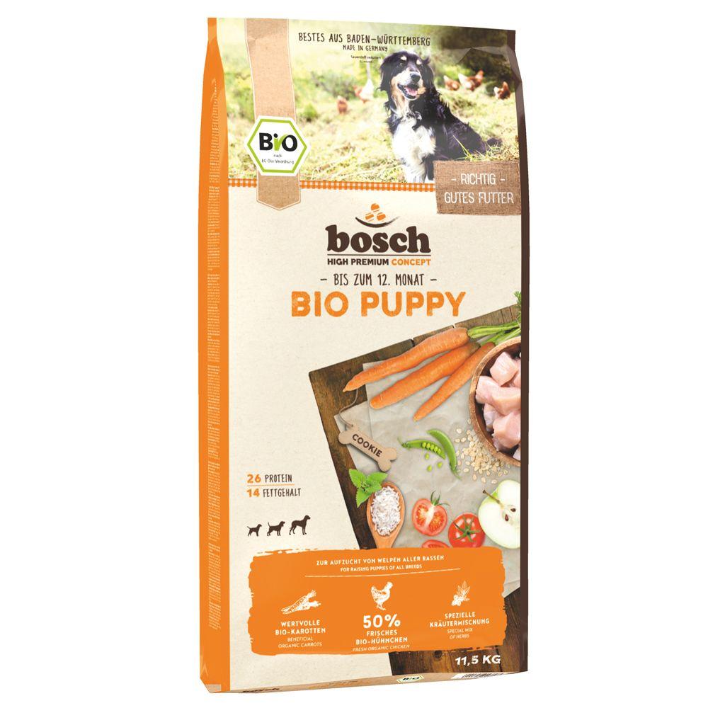 Image of bosch Bio Puppy Hundefutter - 11,5 kg