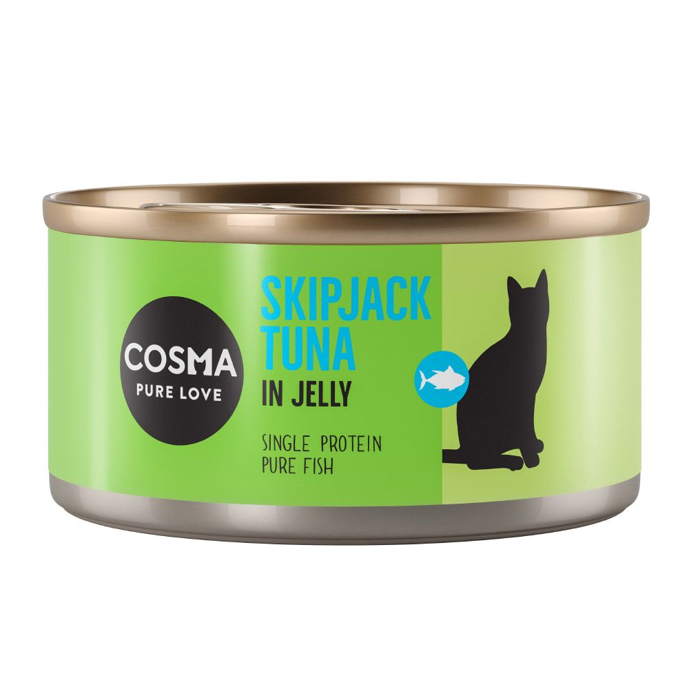Chicken in Jelly Cosma Orininal Wet Cat Food