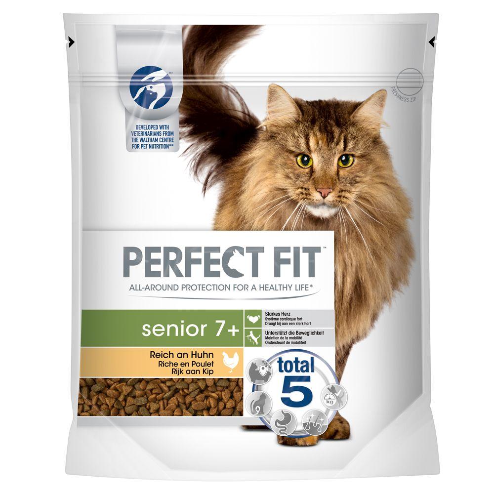 Perfect Fit Senior 7+ Kyckling Ekonomipack: 6 x 750 g