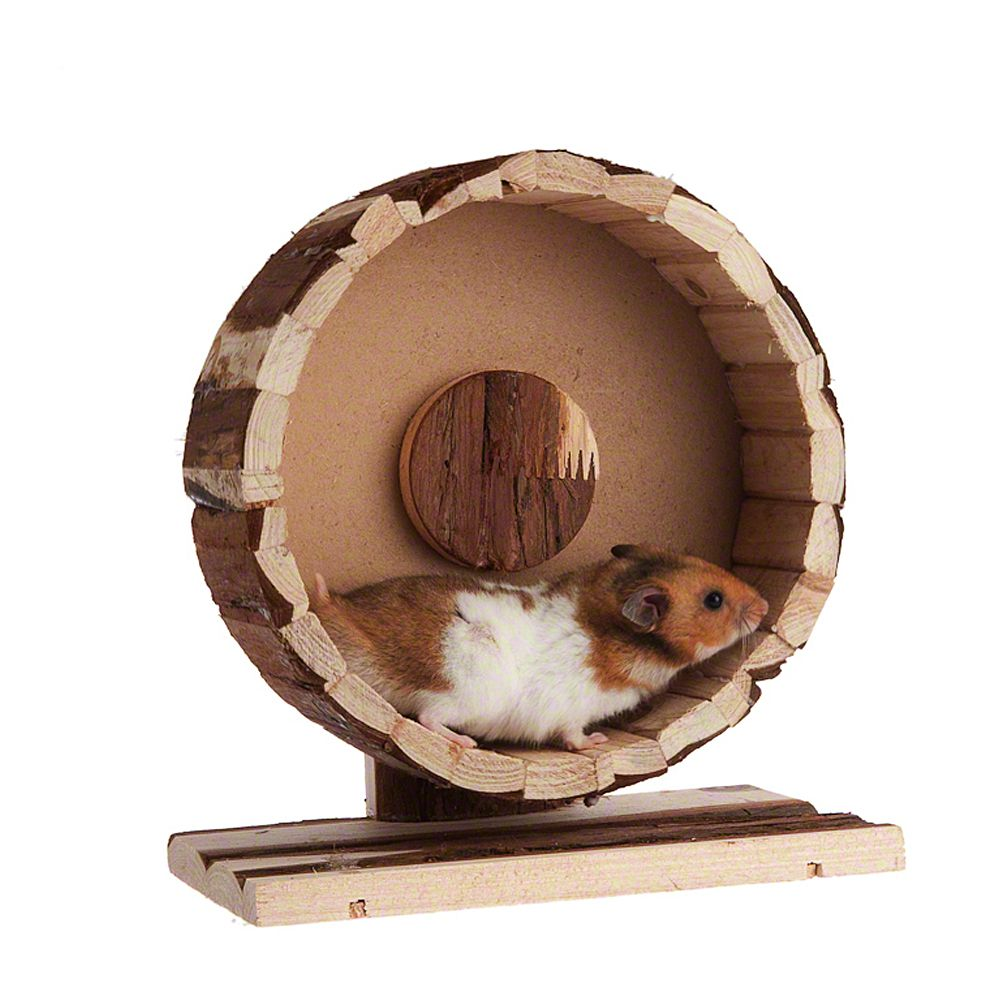 Wooden Exercise Wheel Speedy - Diameter 29cm x 10cm