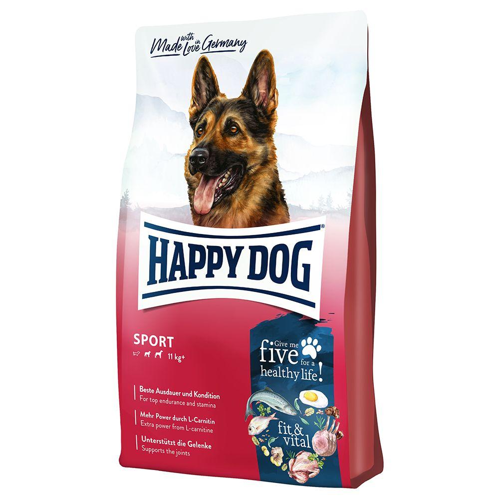2x14kg Happy Dog Supreme fit & vital Sport - Croquettes pour chien