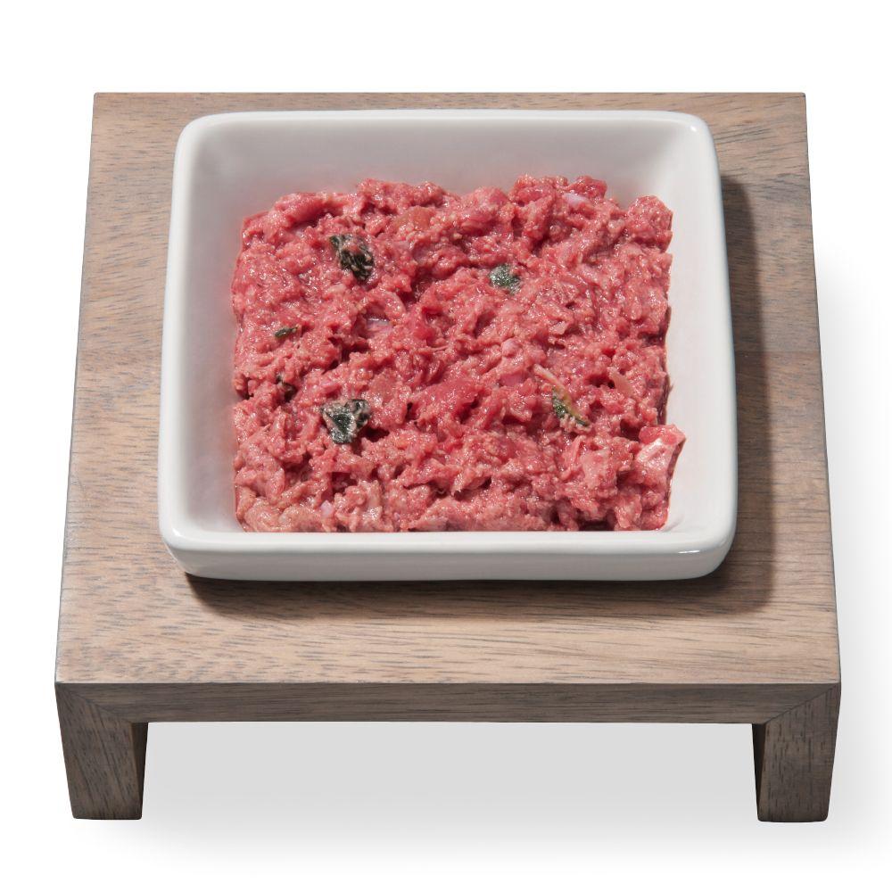 proCani Raw Dog Food Light Turkey Menu – with Courgette & Quark - 20 x (2 x 200g)