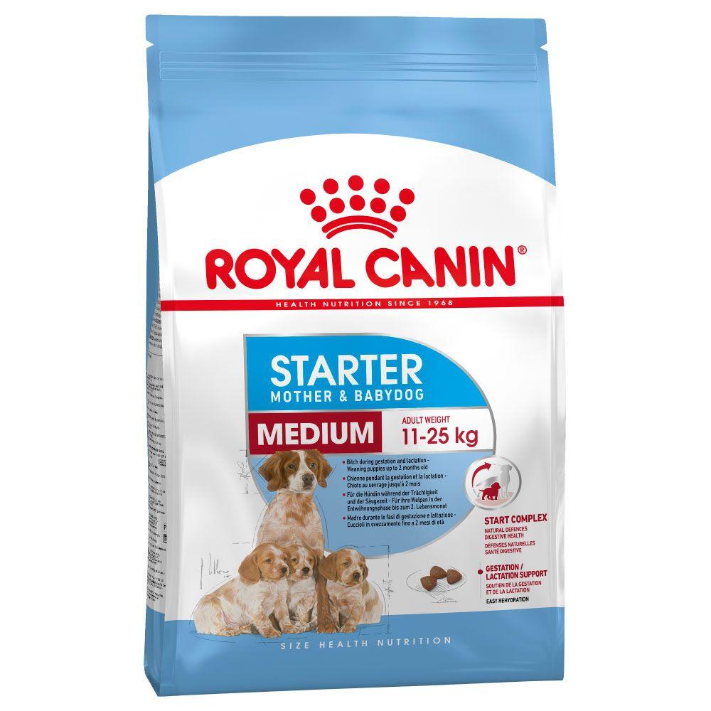Royal Canin Medium Starter Mother & Babydog - 2 x 12kg