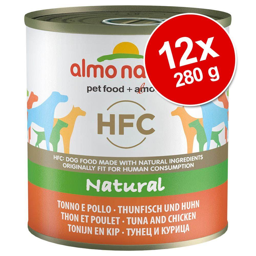 Foto Almo Nature HFC 12 x 280 g / 290 g - Vitello e Prosciutto Almo Nature Classic