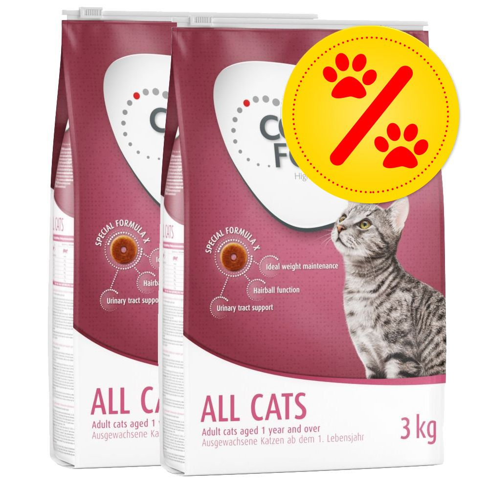 Image of Sparpaket: 2 bzw. 3 x Concept for Life - All Cats 10+ (3 x 3 kg)