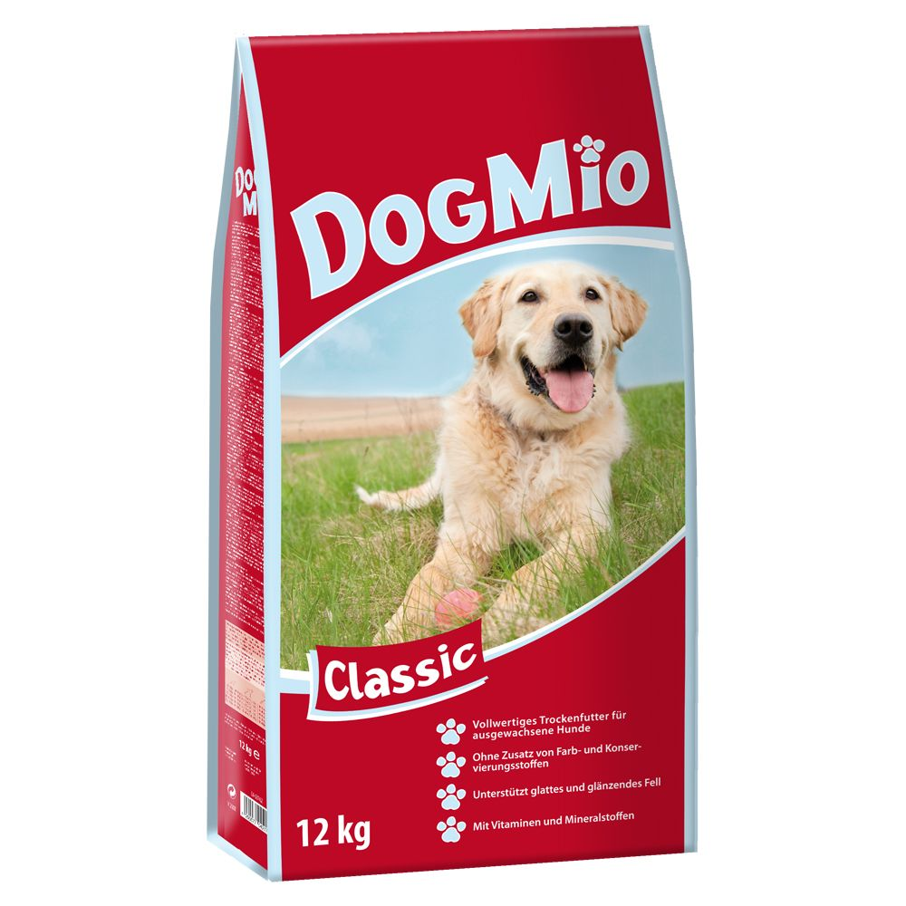 DogMio Classic Dry Food