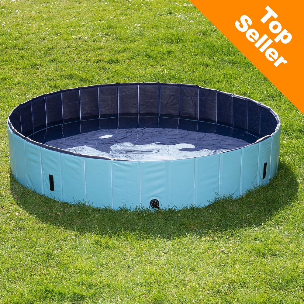 Foto Dog Pool - Ø 160 x H 30 cm zooplus Exclusive Piscina