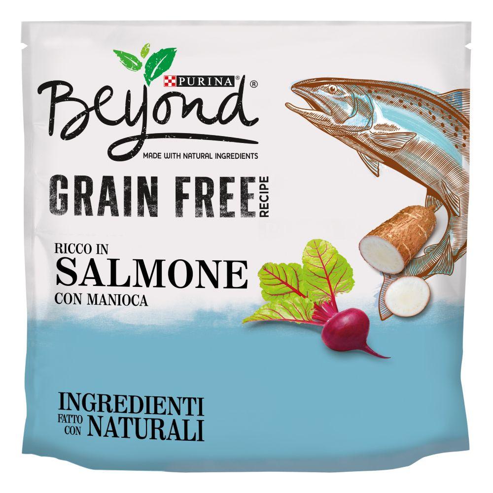 Image of Beyond Grain Free ricco in Salmone con Manioca - 1,2 kg