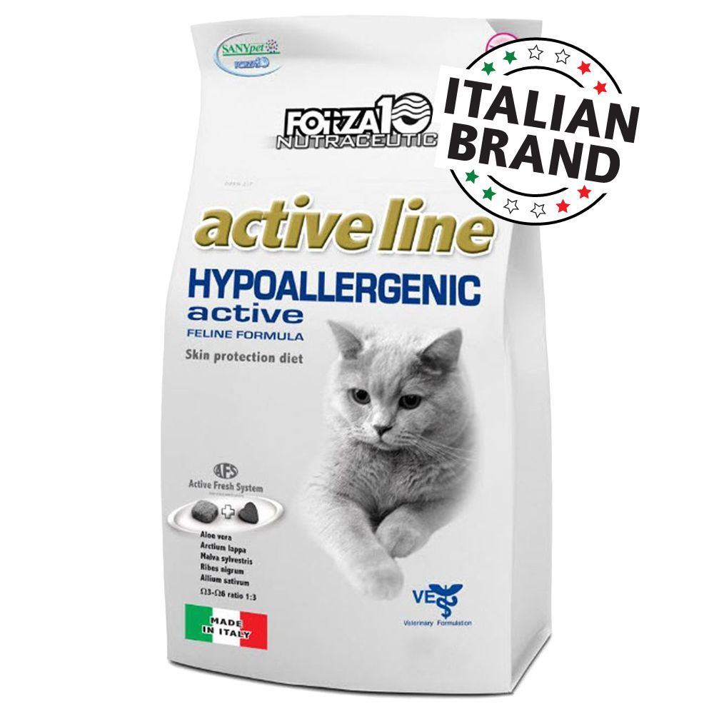 Image of Forza 10 Active Line - Hypoallergenic Active - % 5 x 454 g