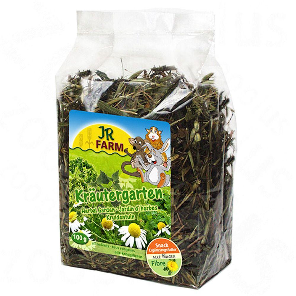 500g JR Farm Herbes sèches pour rongeur, plantain des montagnes