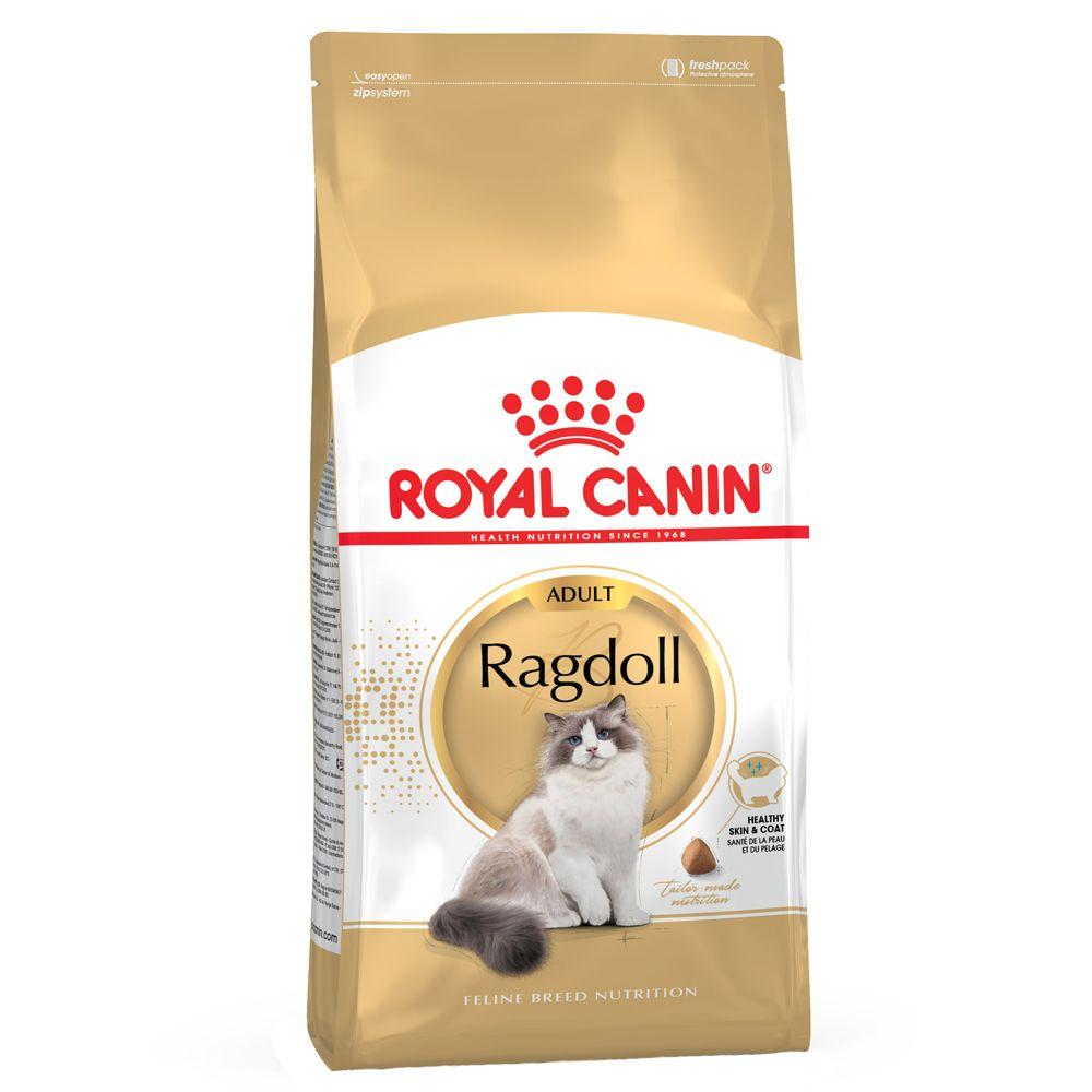 Foto Royal Canin Ragdoll - 2 kg Royal Canin Breed Royal Canin Felin Breed Ragdoll