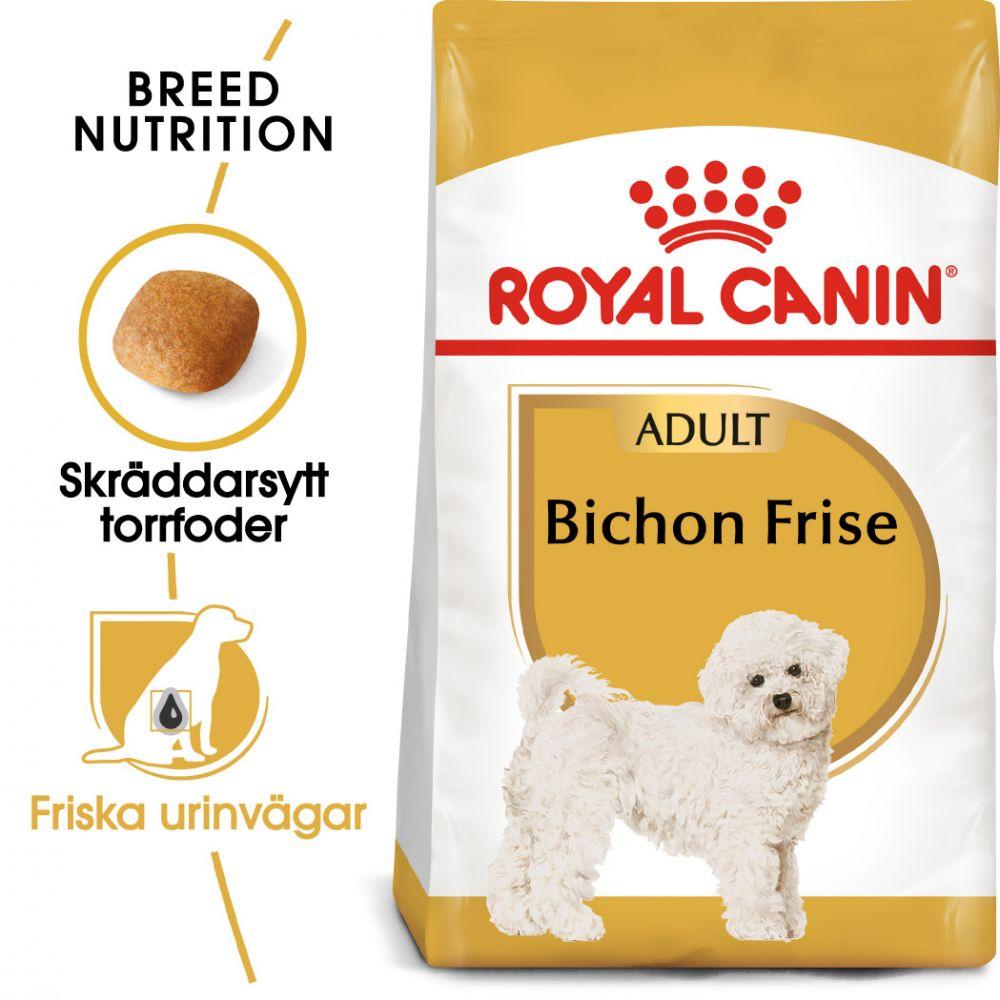 Royal Canin Bichon Frise Adult - Ekonomipack: 3 x 1,5 kg