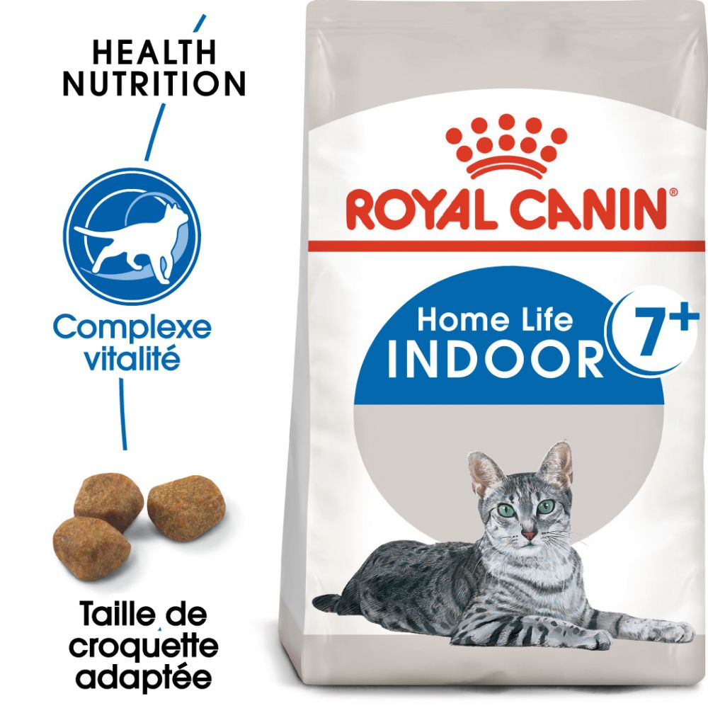 3,5kg Indoor +7 Royal Canin pour chat