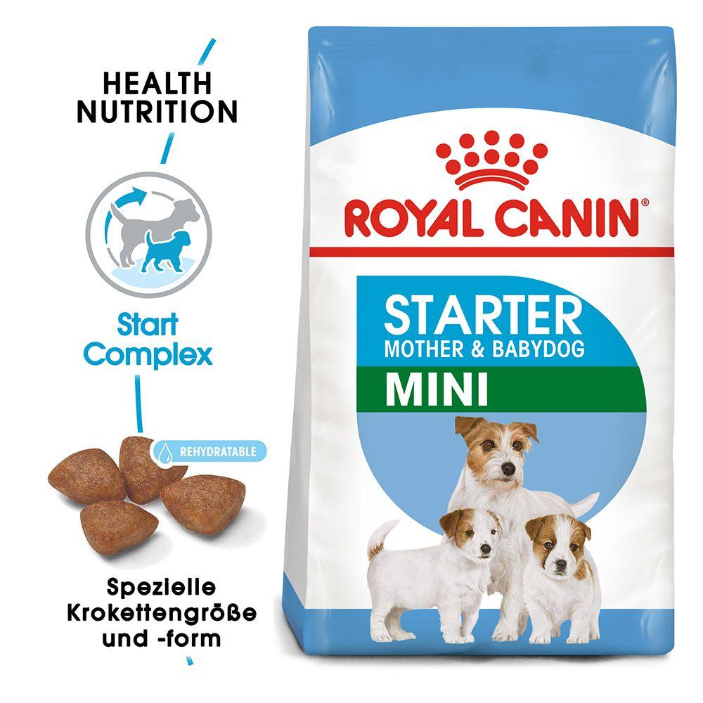 Royal Canin Mini Starter Mother & Babydog - Ekonomipack: 2 x 8,5 kg