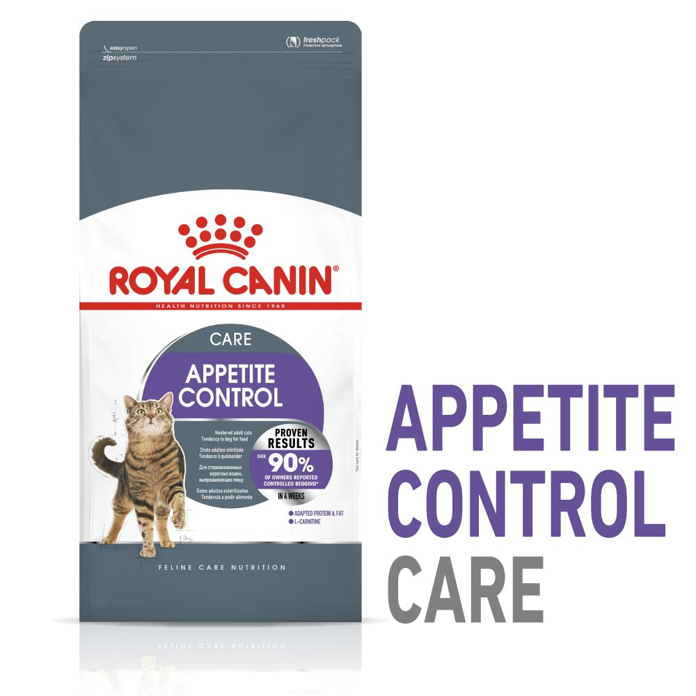 Royal Canin FCN Appetite Control Care - 3,5 kg