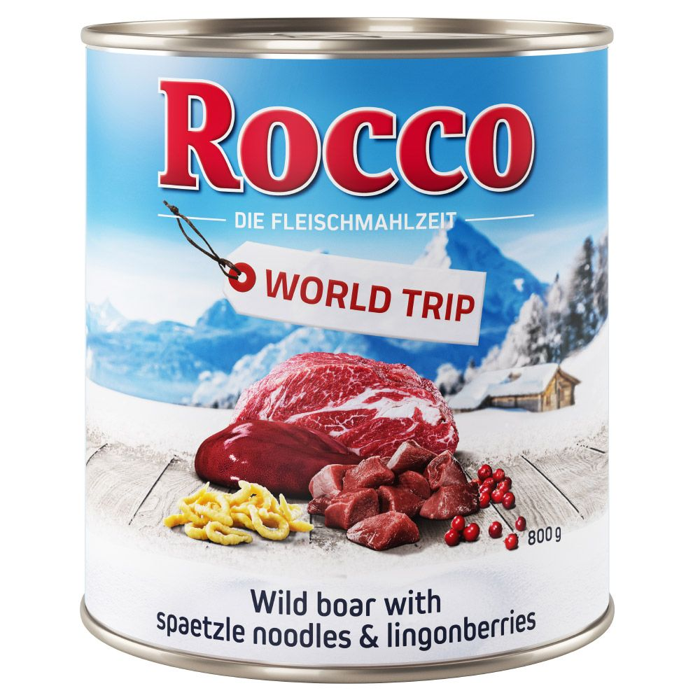 Rocco World Tour: Austria Saver Pack 24 x 800g