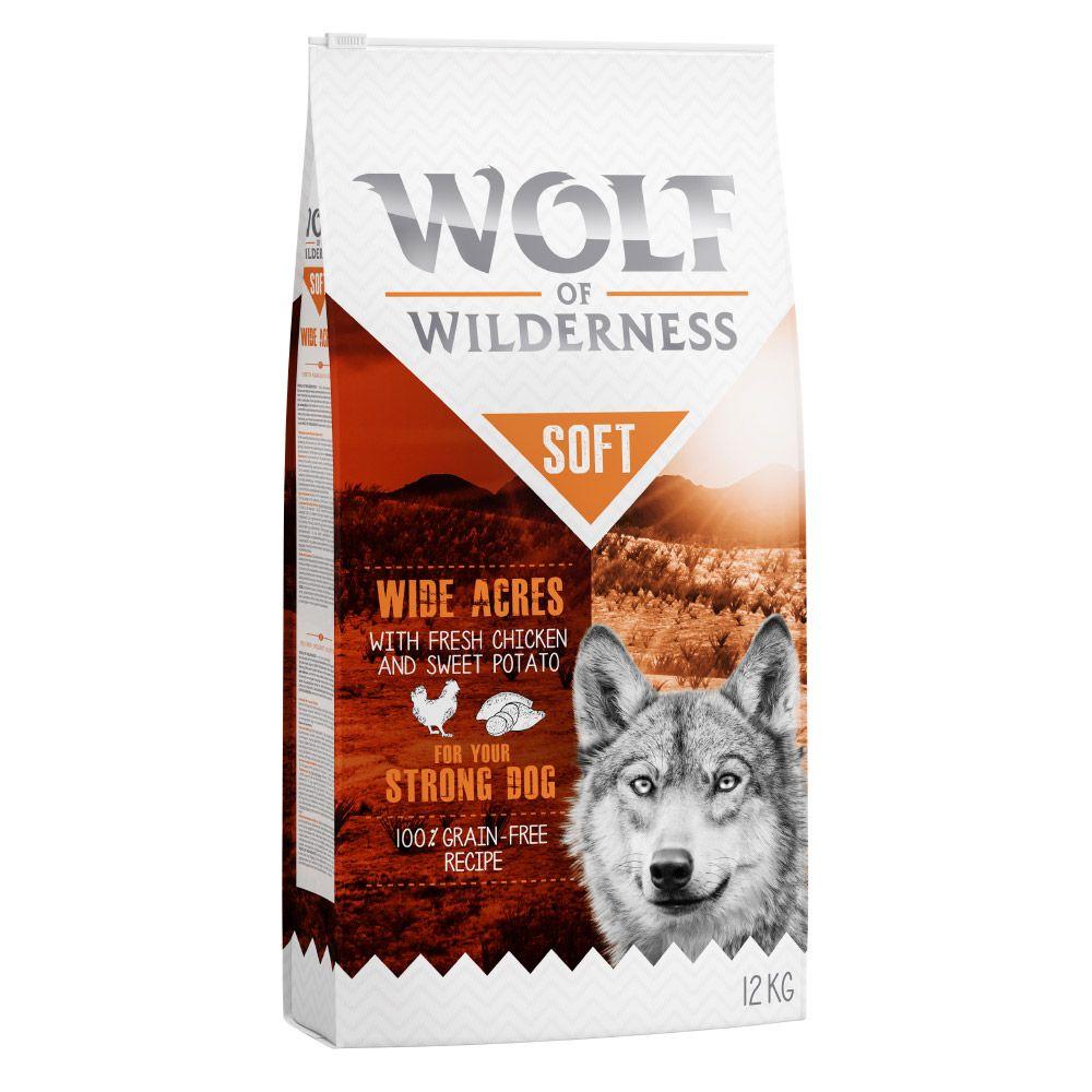 ALTERNATIVA: Wolf of Wilderness Single Wide Acres piščanec - 5 kg