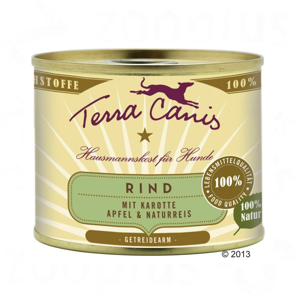 Terra Canis, 6 x 200 g -