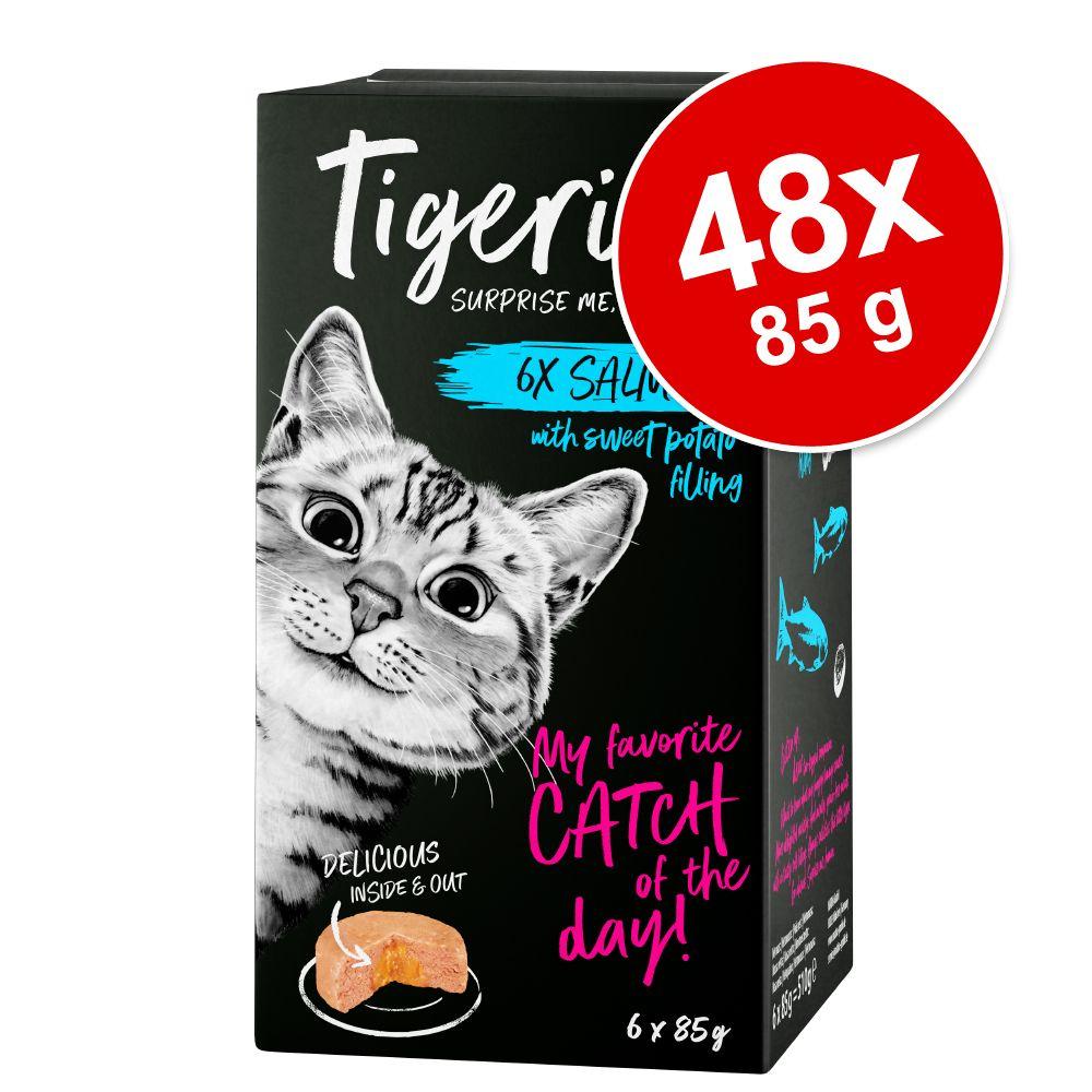 Ekonomipack: Tigeria 48 x 85 g - No. 1 Mix