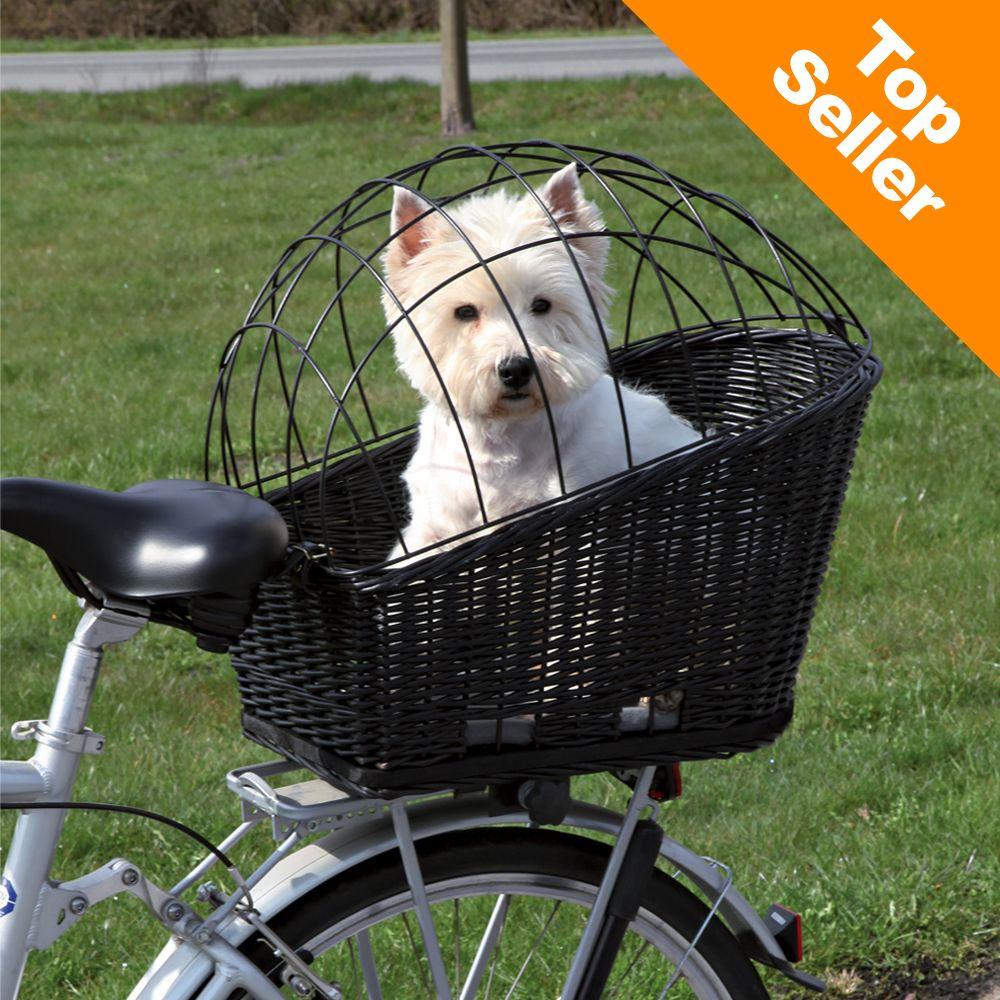 Trixie cykelkorg med galler - L 55 x B 35 x H 49 cm
