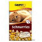INOpets.com Anything for Pets Parents & Their Pets Gimpet Schnurries with Taurine & Chicken - 220 Treats