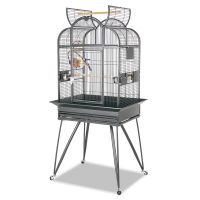 Montana Brazil Bird Cage - Antique: 70 x 55 x 159 cm (L x W x H) (2 packages*)