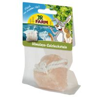 JR Farm Himalayan Mineral Stone Salt Lick - Double Pack: 2 x 80g