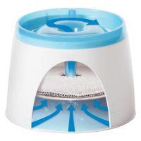 Catit Design Fresh & Clear Trinkbrunnen, 2 Liter - Ersatzpumpe passend für Brunnenversion mit Netzstecker (passend zur ALTEN Brunnen-Version)