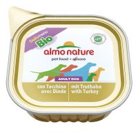 Sparpaket Almo Nature Bio Paté 12 x 100 g - mit Kalb & Gemüse