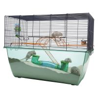 Savic Small Pet Cage Habitat XL - 70 x 37 x 51 cm (L x W x H)