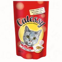 Catessy Crunchy Snacks 65g - with Poultry & Cheese