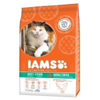 IAMS Pro Active Health Adult Hairball Control - Sparpaket: 2 x 10 kg