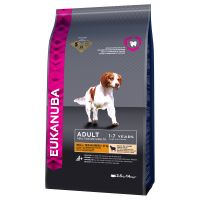 Eukanuba Small & Medium Breed Adult - Lamb & Rice - Economy Pack: 2 x 12kg